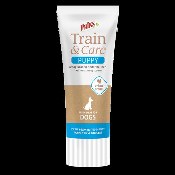 snack anak anjing - Prins Train & Care krim