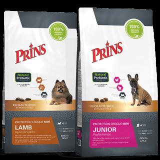 makanan anjing - Prins Protection Croque Mini group
