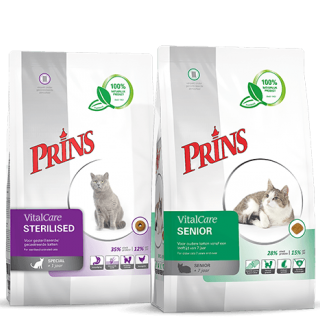 makanan kucing - Prins VitalCare group